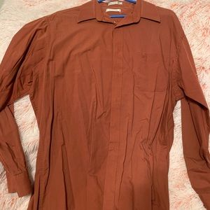 Men's Pierre Cardin button down shirt